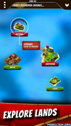 Battle of Lands - Build Empire v1.1.3 (Mod Money/Unlocked) Apk