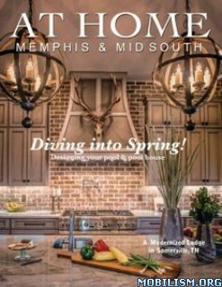 Download At Home Memphis & Mid South - April 2017 (.PDF)