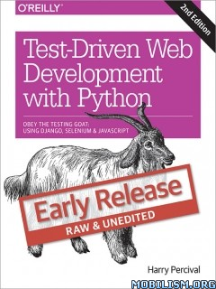 Download ebook Test-Driven with Python by Harry Percival (.ePUB)