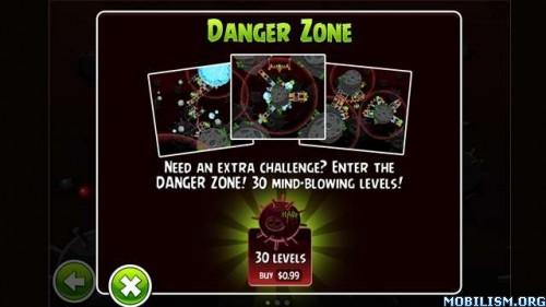 Angry Birds Space Premium v1.4 [ Android ]