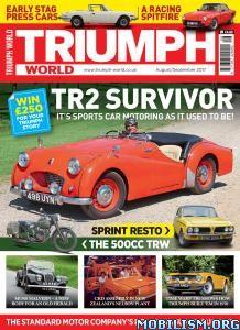 Download ebook Triumph World - August-September 2017 (.PDF)