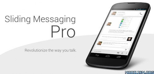 Sliding Messaging Pro v8.21 Final