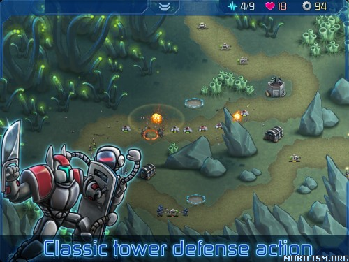 Alien Robot Monsters v1.1.45 [Mod Money] Apk