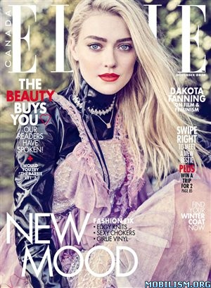 Download ebook Elle Canada - November 2016 (.PDF)