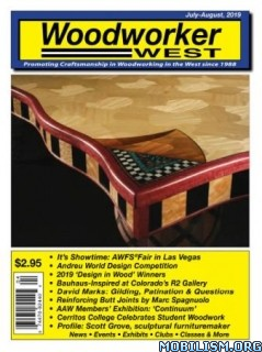 Woodworker West – July/August 2019
