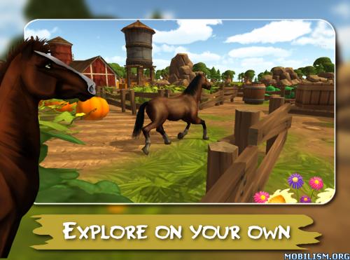 Horse Haven Adventure 3D v1.5 (Unlocked) Apk