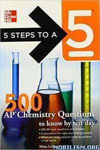 Download ebook 500 AP Chemistry Questions by Mina Lebitz (.ePUB)