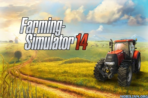 Farming Simulator 14 v1.4.2 [Mod Money] Apk