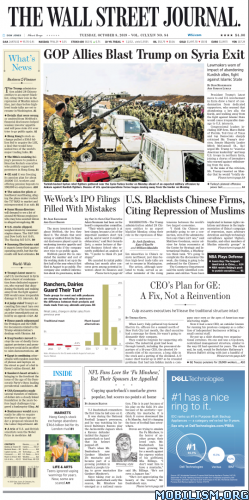 The Wall Street Journal – October 08, 2019