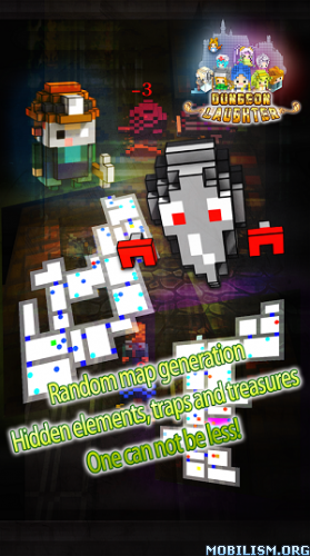 Dungeon Laughter v1.2.2 [Mod Items] Apk