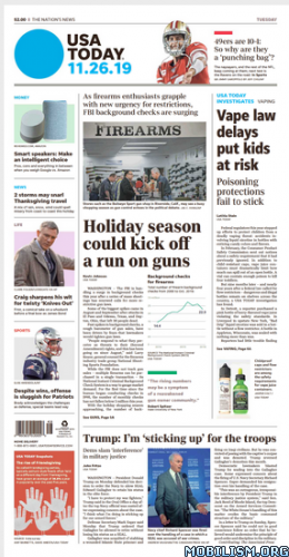 USA Today – 26 November 2019