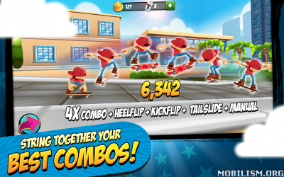 EEpic Skater v1.46.9 [Mod Money] Apk