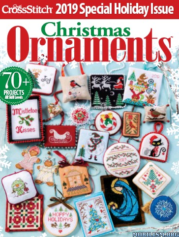 Just CrossStitch – Special Holiday Issue, December 2019