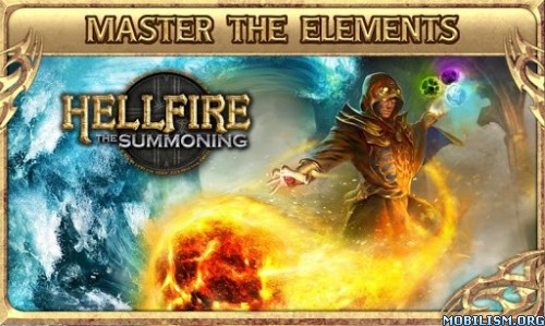 HellFire: The Summoning v5.3 (Invincible & Damage) Apk