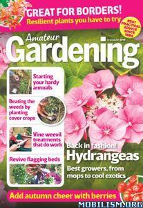 Amateur Gardening – 10 August 2019