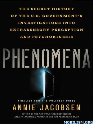 Download ebook Phenomena by Annie Jacobsen (.ePUB)