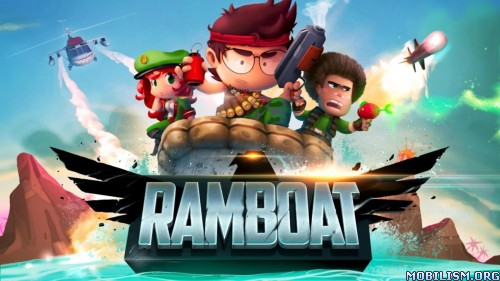 Ramboat: Shoot and Dash v3.8.5 (Mod) Apk