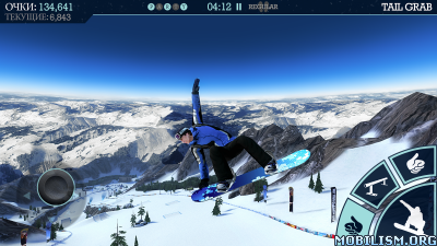 Snowboard Party v1.1.4 [Unlimited XP/Unlocked] Apk