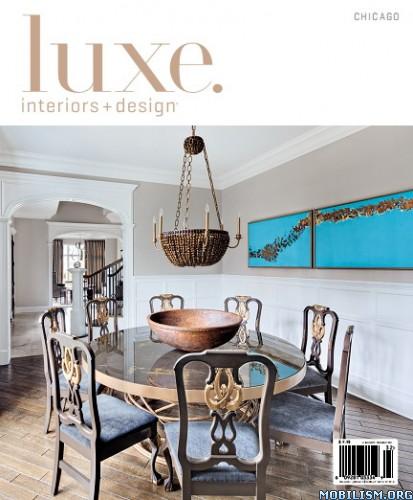 Luxe Interior Design Magazine Chicago Edition Spring PDF