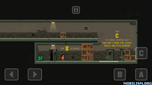 Prison Run and Gun v1.0.3 Apk