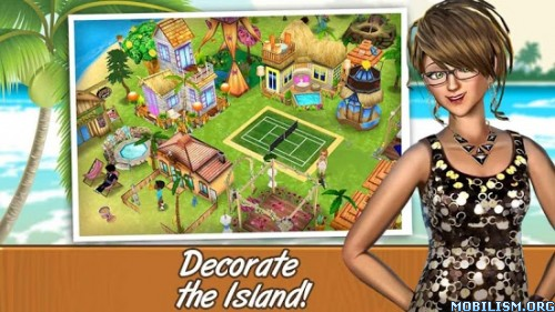 Island Resort - Paradise Sim v1.68.2 (Mod Money) Apk