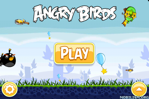 Angry Birds v2.0 with Mighty Eagle root only