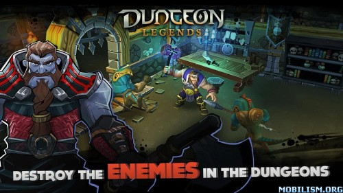 Dungeon Legends v1.7.6 (Mega Mod) Apk