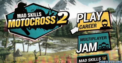 Mad Skills Motocross 2 v2.3.1 [Unlocked] Apk