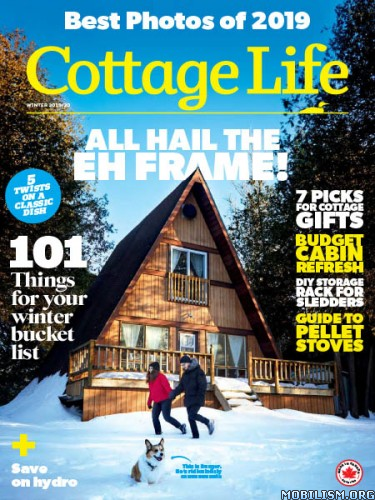 Cottage Life – Winter 2019/2020