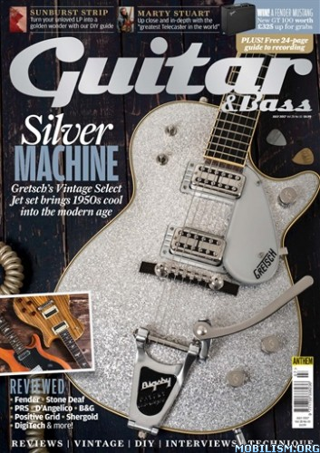 Download ebook Guitar & Bass - July 2017 (.PDF)