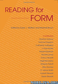 Download ebook Reading for Form by Susan J. Wolfson, Marshall Brown (.ePUB)