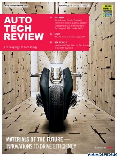 Download ebook Auto Tech Review - November 2016 (.PDF)