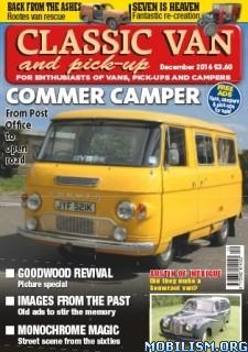 Download ebook Classic Van & Pick-up - December 2016 (.PDF)