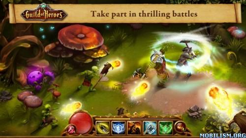 Guild of Heroes v1.36.11 (Mod) Apk