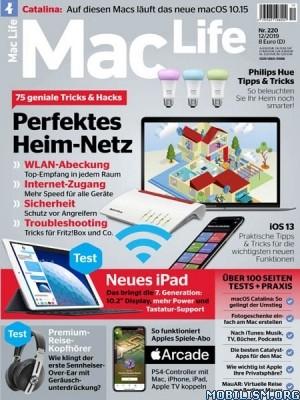 Mac Life Germany – Nr. 220, Dezember 2019 [GER]