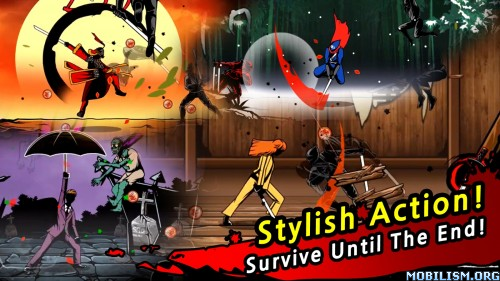 World Of Blade v2.2.1 (Mod Money) Apk