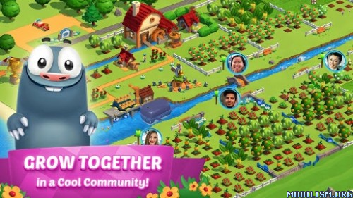 Country Friends v1.0.0q [Free Rushing] Apk