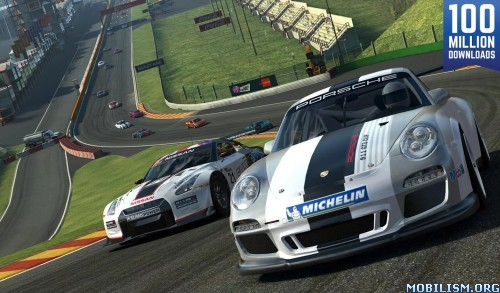 Real Racing 3 v4.0.5 [Mega Mods] Apk