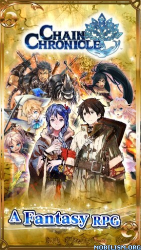 Chain Chronicle v2.0.10.18 (Mega Mod) Apk