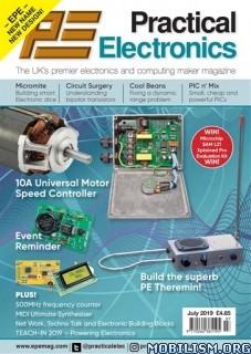 Everyday Practical Electronics – July 2019