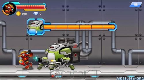 Robo Avenger v1.48 (Mega Mod) Apk