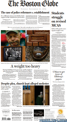 The Boston Globe – September 24, 2019