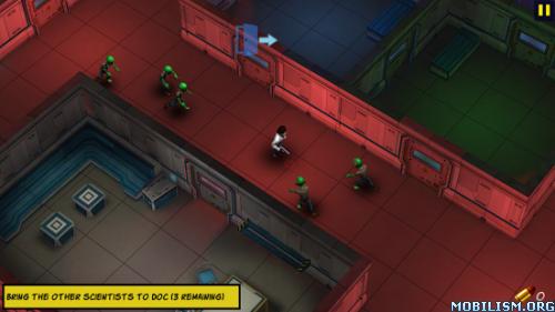 Max Bradshaw: Zombie Invasion v1.03 [Mod Ammo] Apk