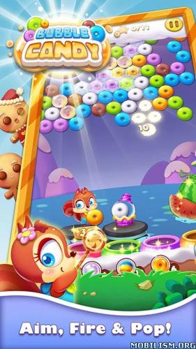 Bubble Candy v1.3.1 [Mod] Apk