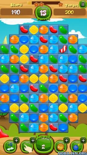 Sweet Puzzle Jewel Quest Pro v3.3.6 Apk