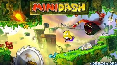 Game Releases • Mini Dash v1.05 (Unlimited Mushroom)
