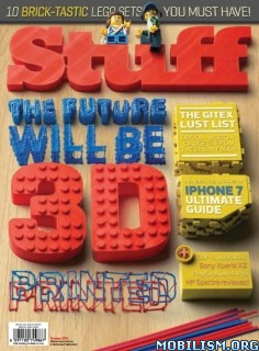 Download ebook Stuff Middle East – October 2016 (.PDF)