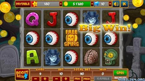 Zombieland Slot ? VIP v1.5.1 [Mod]