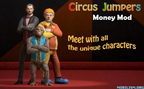 Circus Jumpers v1.2.4 Latest Mod Money Apk