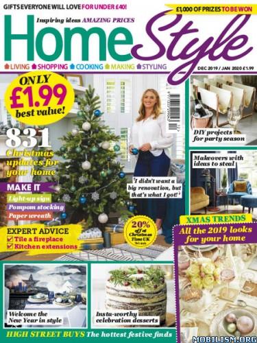 HomeStyle UK – December 2019 / January 2020